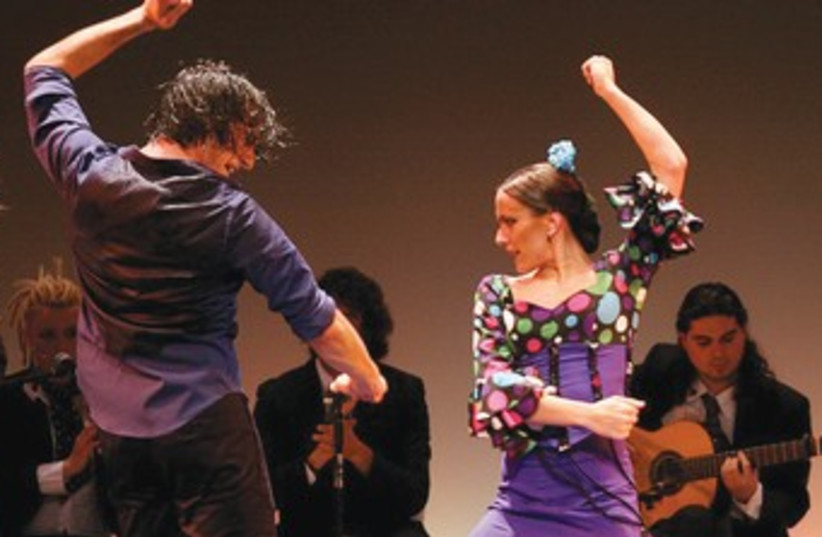 Jose Porcel Flamenco Dance Company 370 (photo credit: courtesy pr)