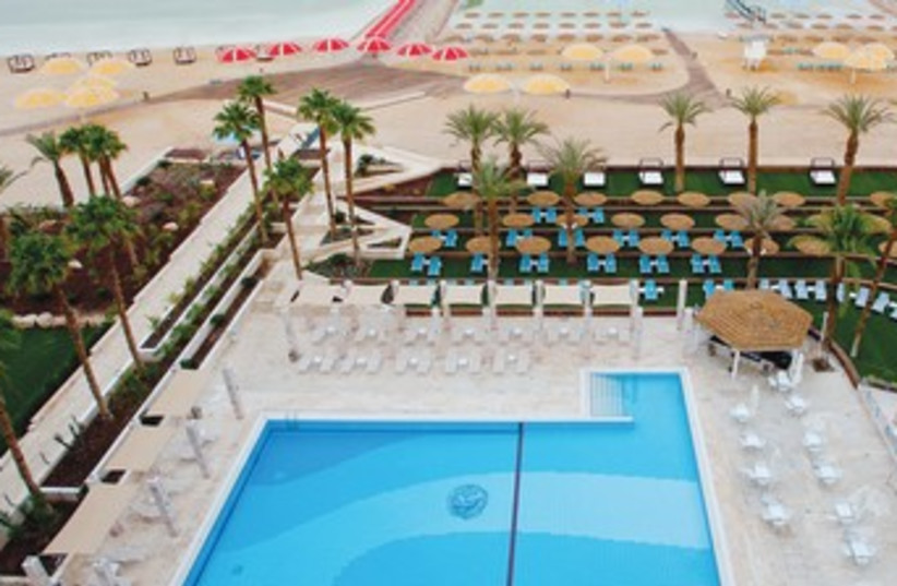 Herods Hotel  (photo credit: Courtesy)