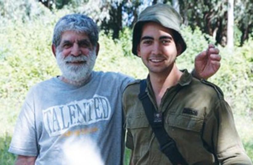 DROR (LEFT) and Doron Sofer 370 (photo credit: IDF Spokesman)