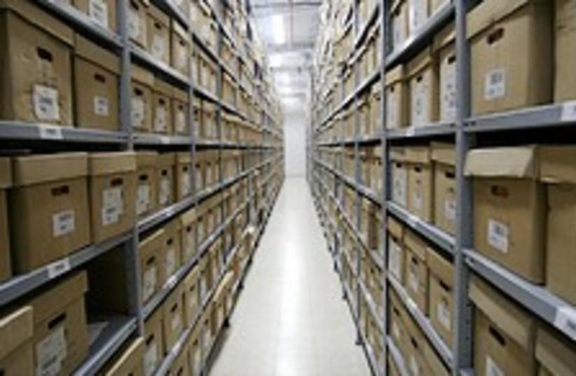 state archive 224.88 (photo credit: Ariel Jerozolimski)