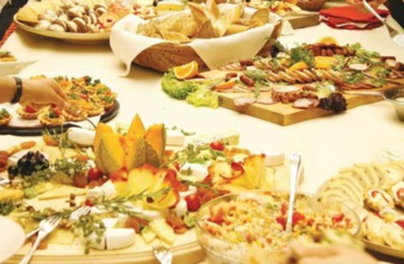 Festive meal 370 (photo credit: courtesy)