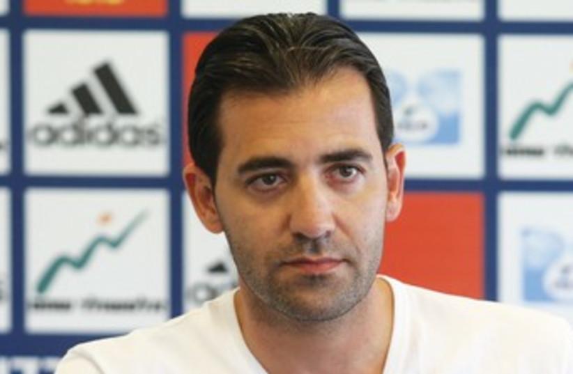 Israeli player agent Dudu Dahan 370 (photo credit: Adi Avishai)