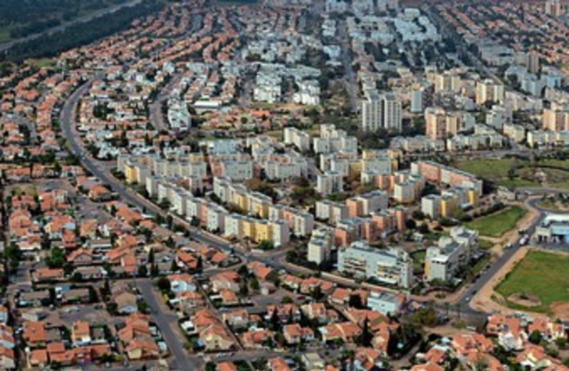 Kiryat Gat 370 (photo credit: Wikimedia Commons)