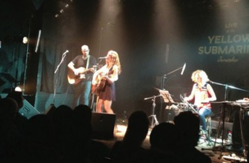 ISRAELI INDIE/FOLK singer-songwriter Maya Isacowitz 370 (photo credit: Brian Blum)
