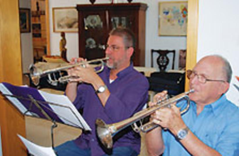 Trumpets 88 224 (photo credit: David Deutsch)