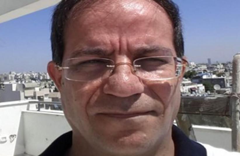 Iranian spy Ali Mansouri 370 (photo credit: Courtesy Shin Bet)