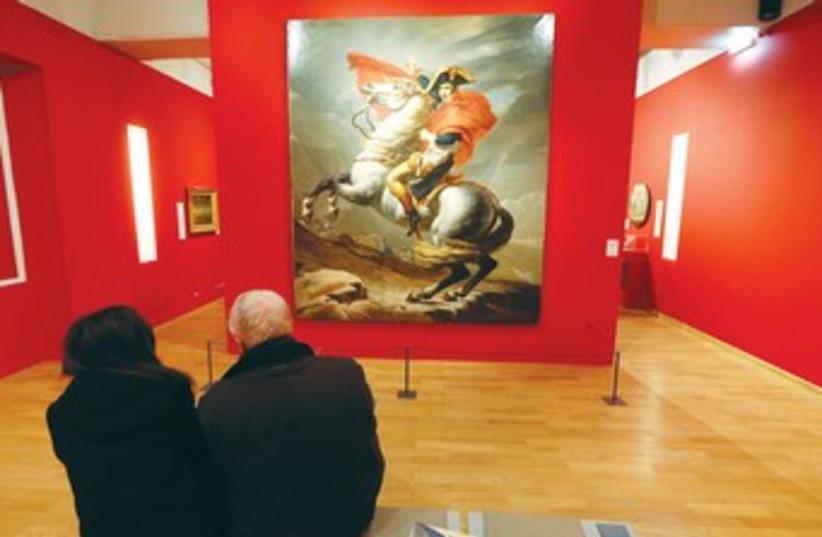 Musee de l'Armee in Paris 370 (photo credit: REUTERS)