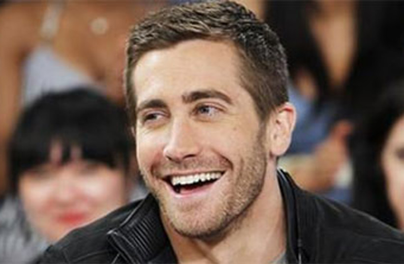 Jake Gyllenhaal 370 (photo credit: Reuters)