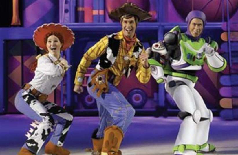 Toy Story 3 (photo credit: Courtesy Disney)