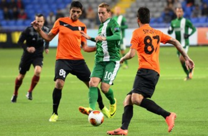 Maccabi Haifa (photo credit: Maccabi Haifa website)