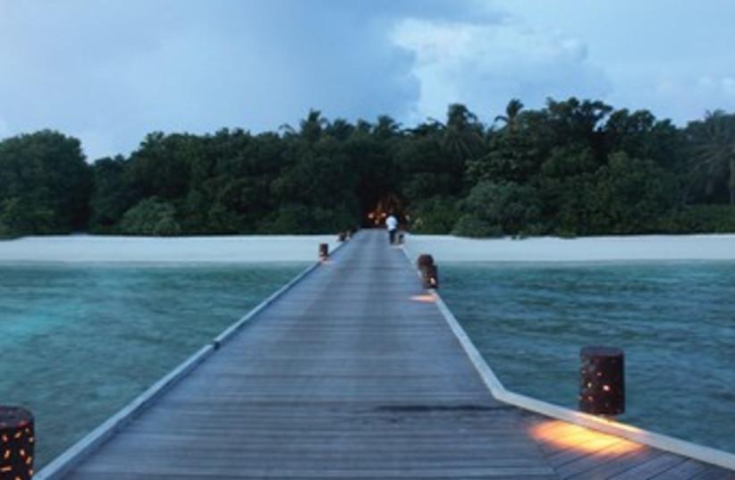 Maldives 370 (photo credit: Yossi Medved)