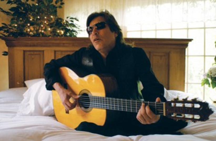 Jose Feliciano guitarist 370 (photo credit: Courtesy PR)