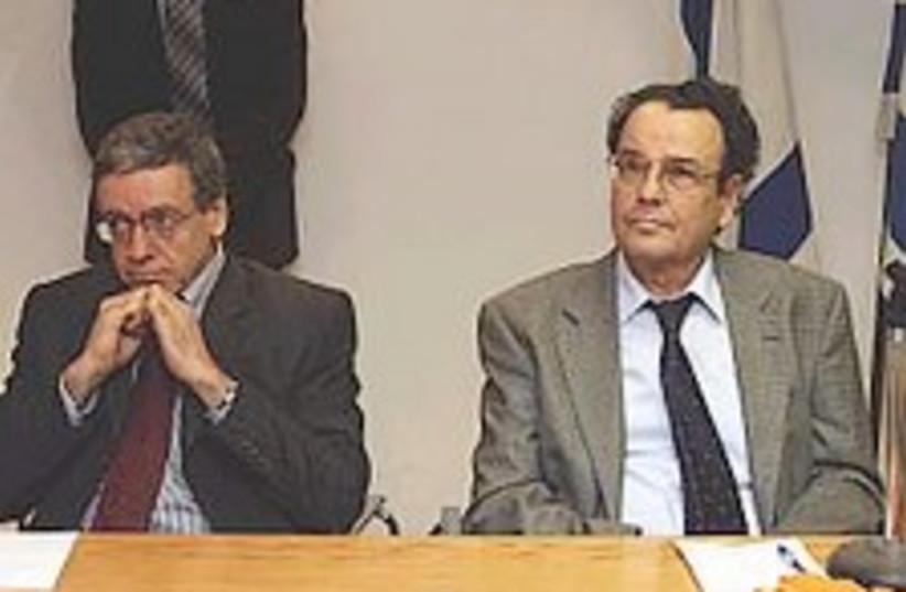 Mazuz Friedmann 224.88 (photo credit: Ariel Jerozolimski)