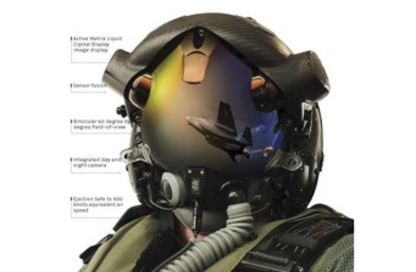 Helmet mounted display system 370 (photo credit: Wikimedia Commons)