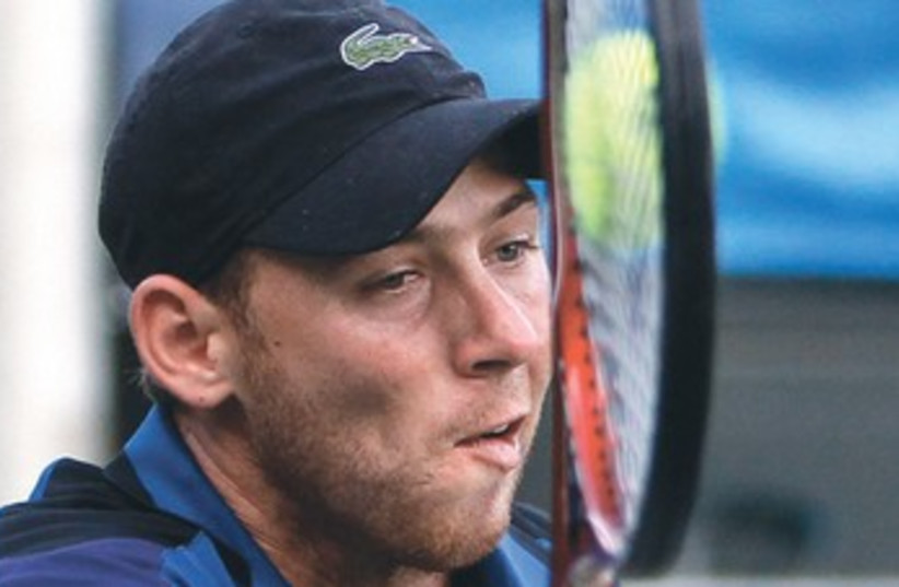 Dudi Sela 370 (photo credit: REUTERS)