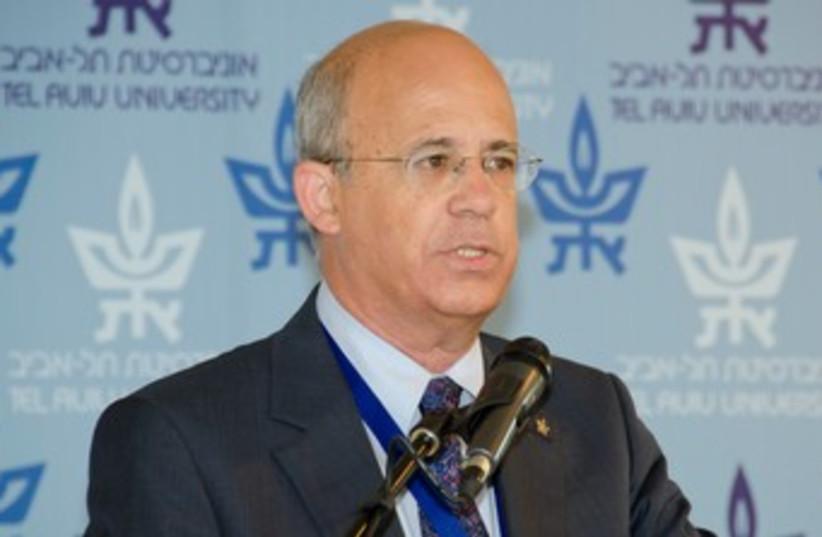 Tel Aviv University President Joseph Klafter  (photo credit: Courtesy TAU)