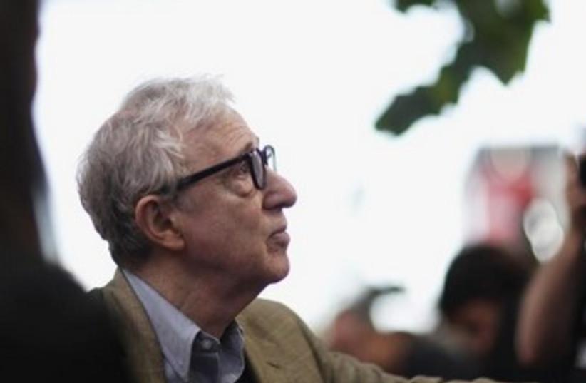 Woody Allen (photo credit: Reuters)