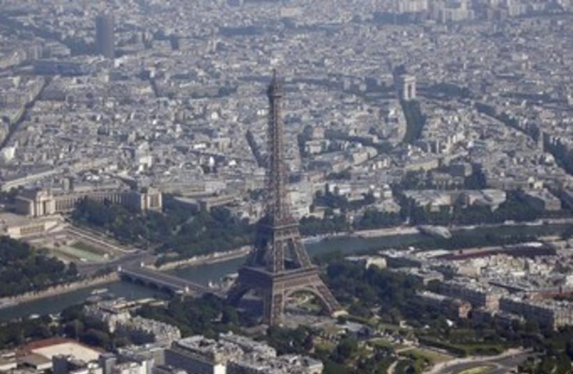 Eiffel Tower Paris France 370 (photo credit: Reuters)