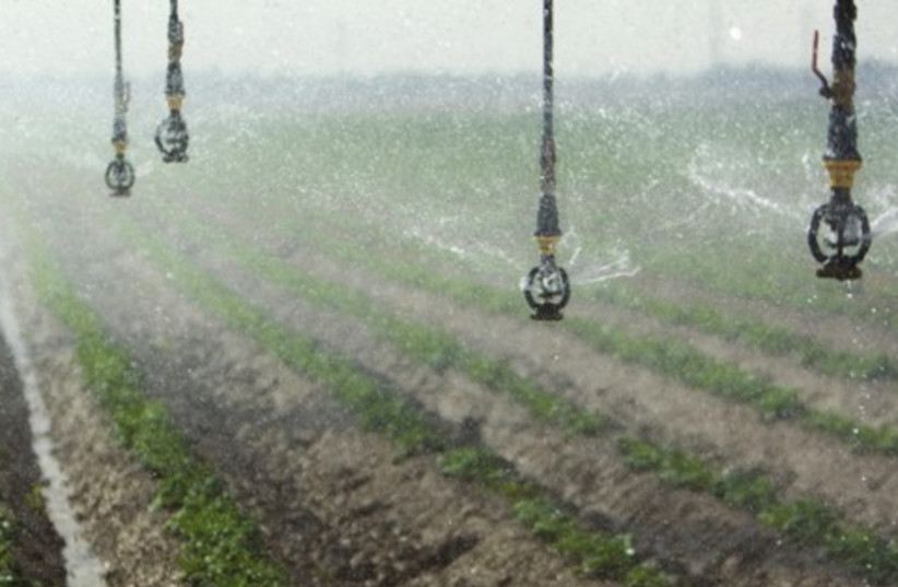 Water irrigation 521 (photo credit: reuters)
