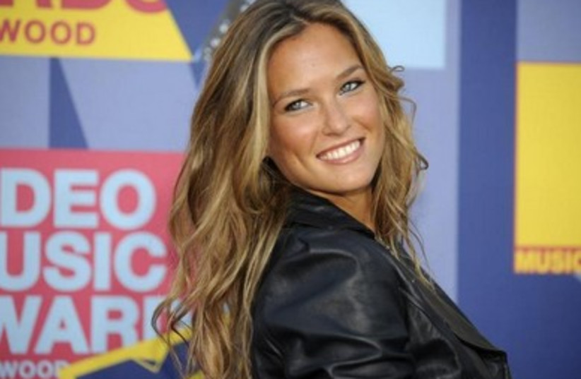 Bar Refaeli (photo credit: REUTERS)
