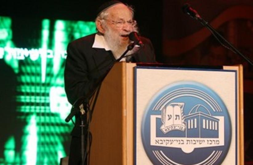 Rabbi Avraham Zuckerman (photo credit: Courtesy Wikicommons)