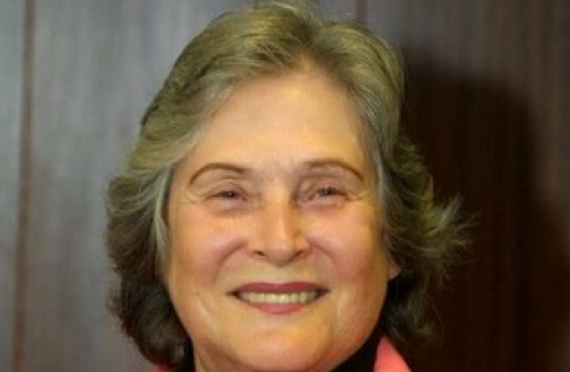Prof Ruth Arnon 370 (photo credit: Courtesy Israel Academy of Sciences.)