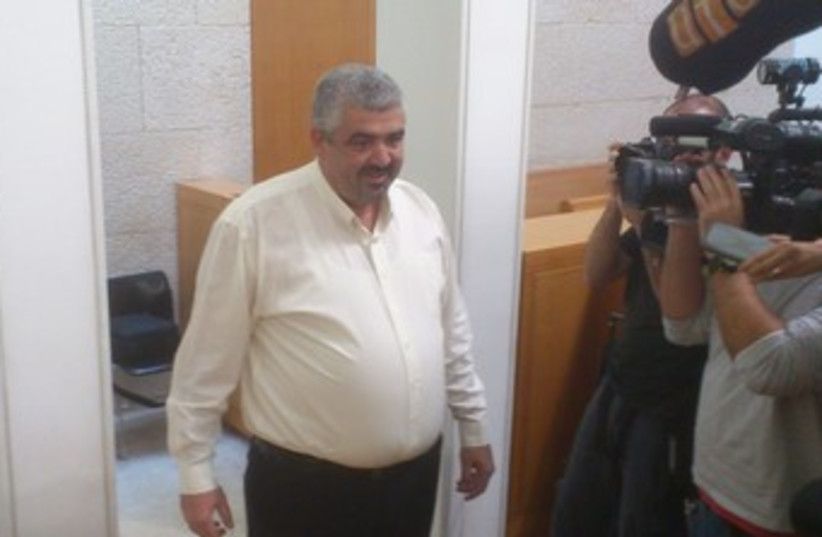 Bat Yam Mayor Lahiani (photo credit: YONAH JEREMY BOB)
