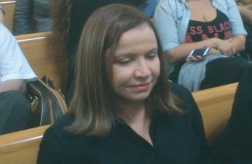 Labor Party chairwoman Shelly Yacimovich 370 (photo credit: YONAH JEREMY BOB)