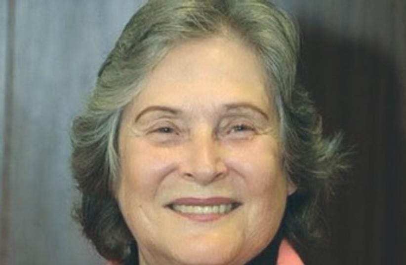Prof Ruth Arnon 370 (photo credit: Weizmann Institute of Science)