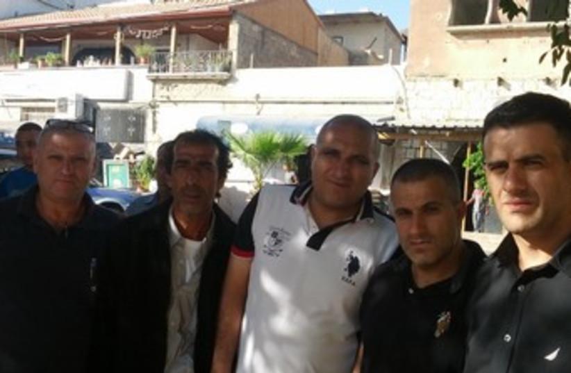 Kafr Kasim family 370 (photo credit: Ariel Ben Solomon)