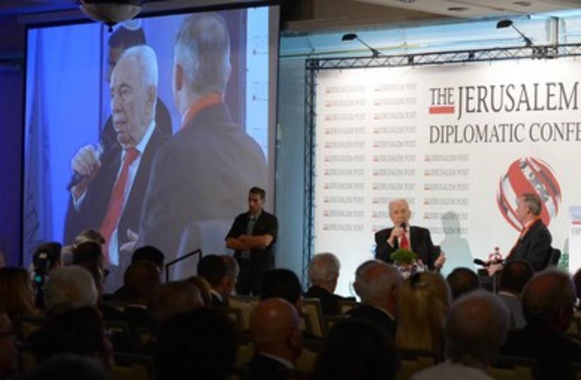 jpost conference gallery 7 390 (photo credit: Marc Israel Sellem/The Jerusalem Post)
