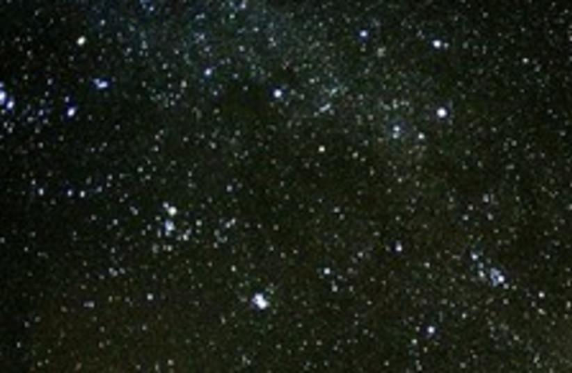 meteor 224 88 (photo credit: Courtesy)
