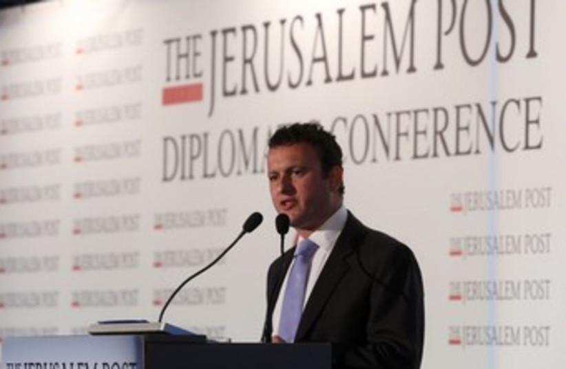 UK ambassador Matthew Gould 370 (photo credit: Marc Israel Sellem/The Jerusalem Post)