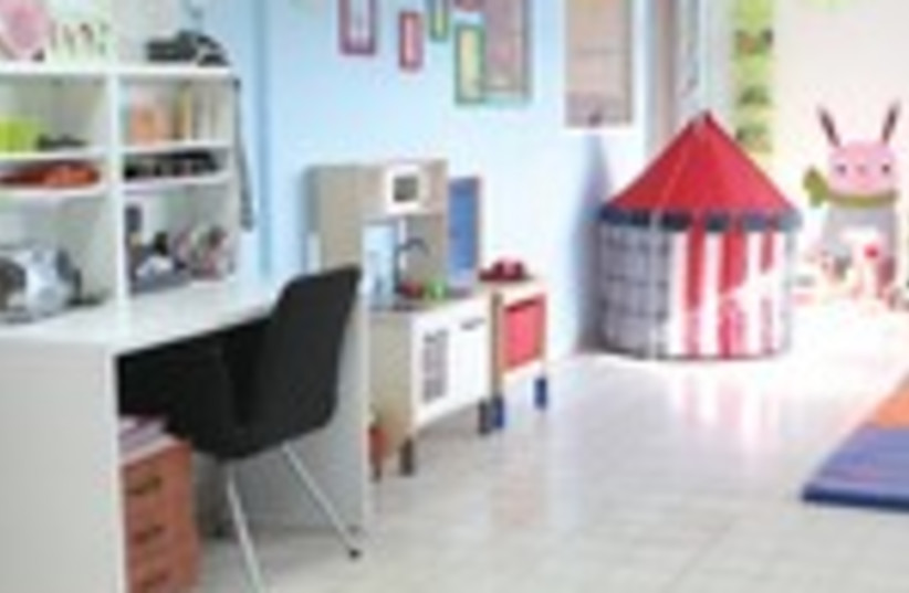 ikea renovated daycare 150 (photo credit: Zoog Productions)