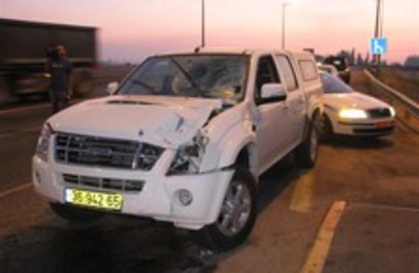 accident police 224 88 (photo credit: Zaka)