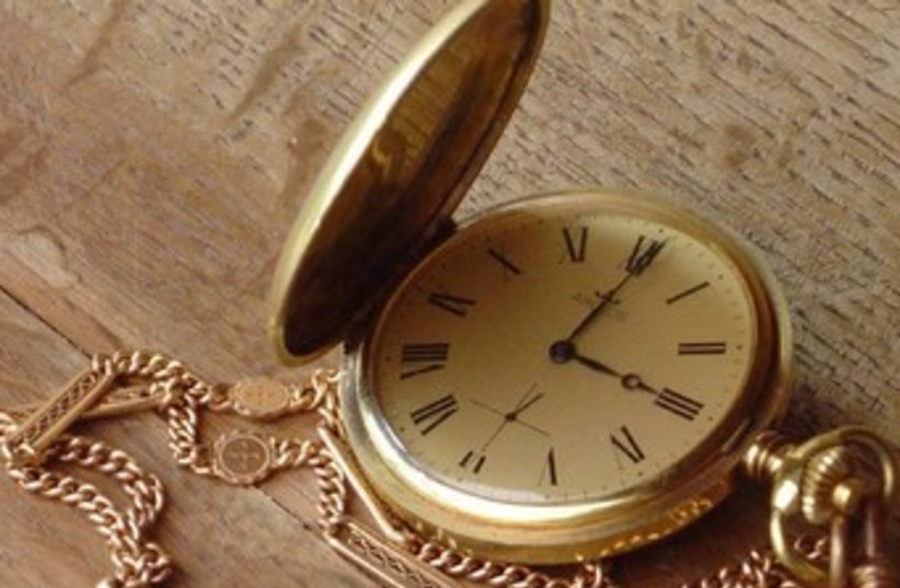 Pocketwatch illustrative 370 (photo credit: Wikimedia Commons)