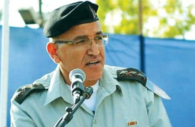 COL. SALMAN ZARKA 370 (photo credit: IDF)