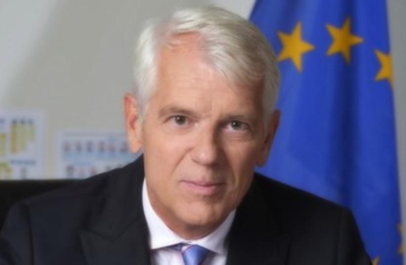 EU Ambassador Lars Faaborg-Andersen 370 (photo credit: Courtesy)