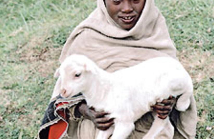 Ethiopian child 88 224 (photo credit: Courtesy)