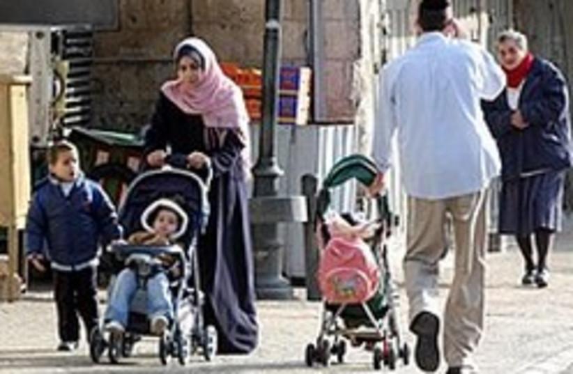 Jews Arabs 248.88 (photo credit: Ariel Jerozolimski )