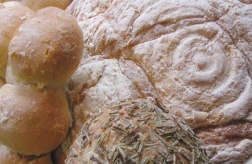 Part of a baker's skill is understanding how  (photo credit: Courtesy)