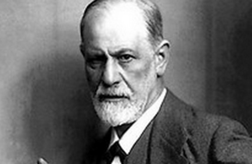 Freud demonstrated by scientific methods: that humor is a ve (photo credit: Courtesy)