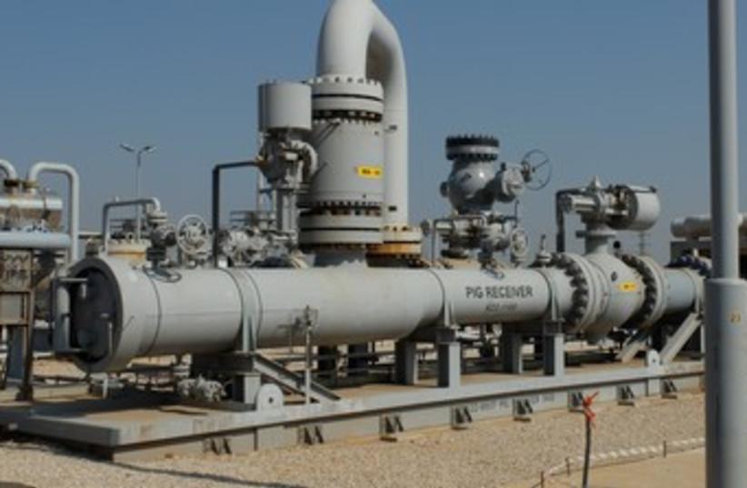 gas noble 370 (photo credit: Courtesy Noble Energy)