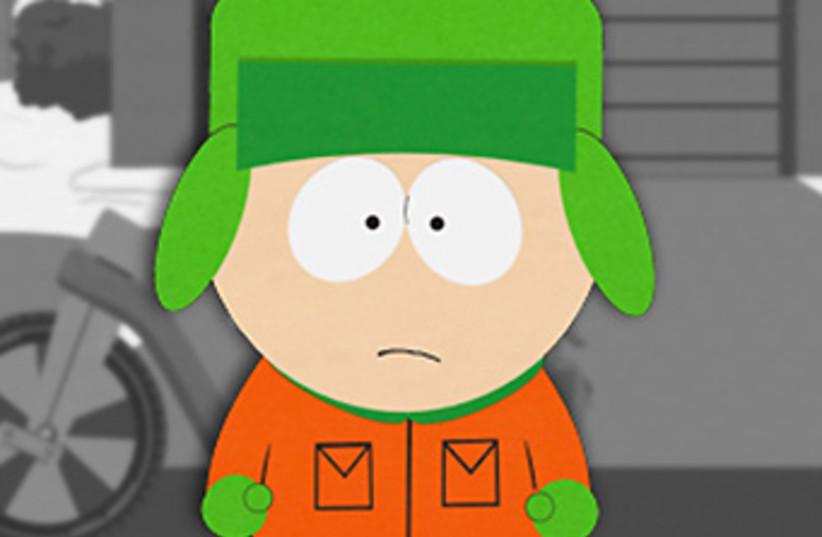 Kyle Broflovski 370 (photo credit: Courtesy South Park Studios)