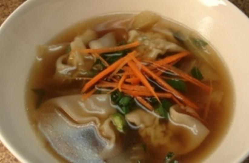Won Ton Soup (photo credit: Courtesy)