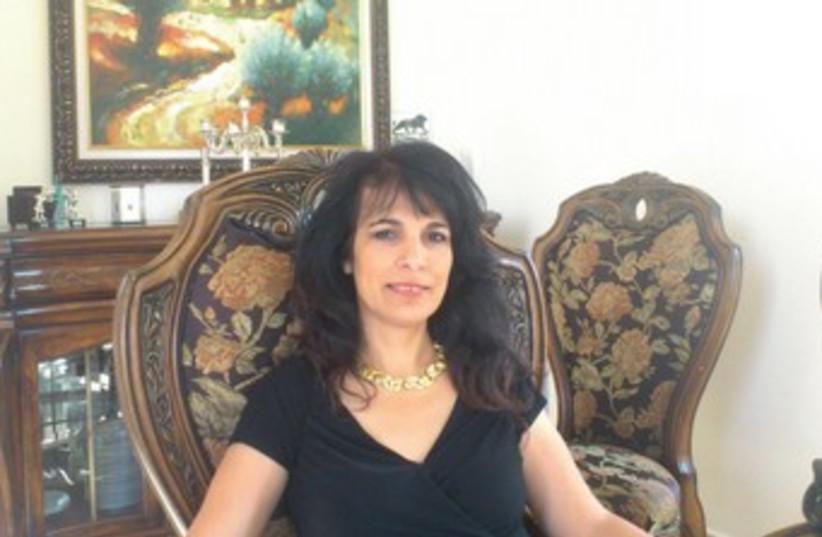 Suhrat Hadin founder Nitsana Darshan-Leitner 370 (photo credit: Yonah Jeremy Bob)