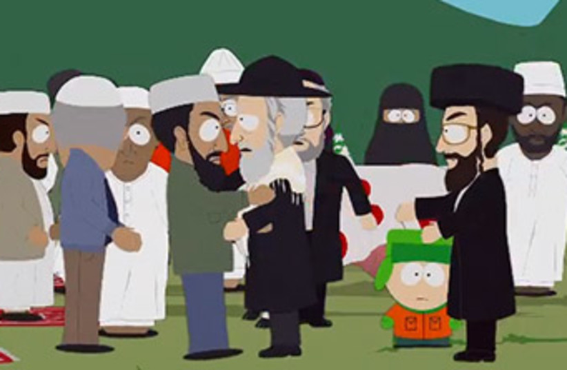 South Park Middle East 370 (photo credit: Courtesy South Park Studios)
