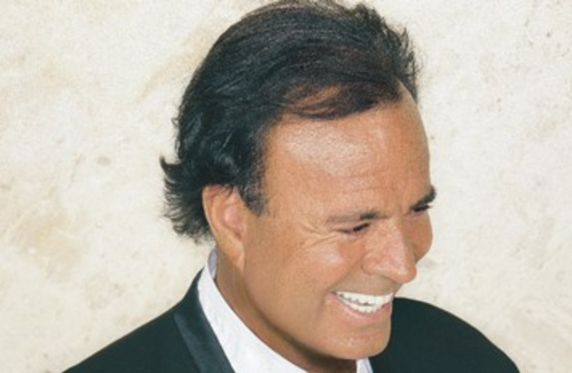 Julio Iglesias 370 (photo credit: Courtesy)
