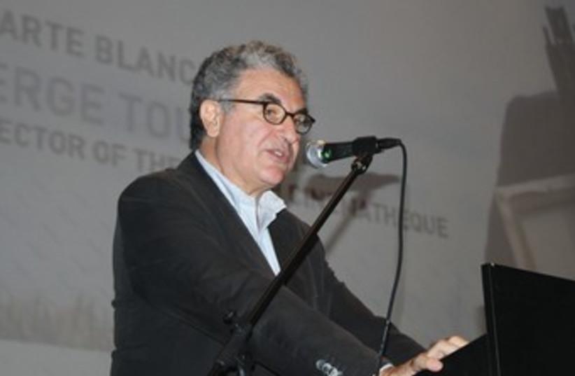 Serge Toubiana 370 (photo credit: Salomé Peillon / Institut français d'Israël 2013)