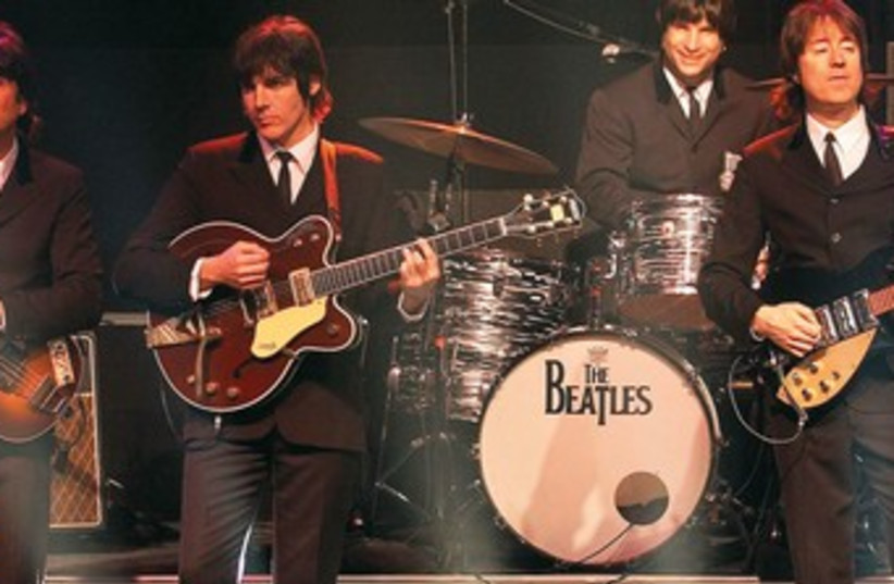 Beatles tribute band Twist and Shout 370 (photo credit: Courtesy)